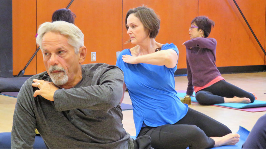 Opening to Insight: A Yoga Intensive with Donna Farhi