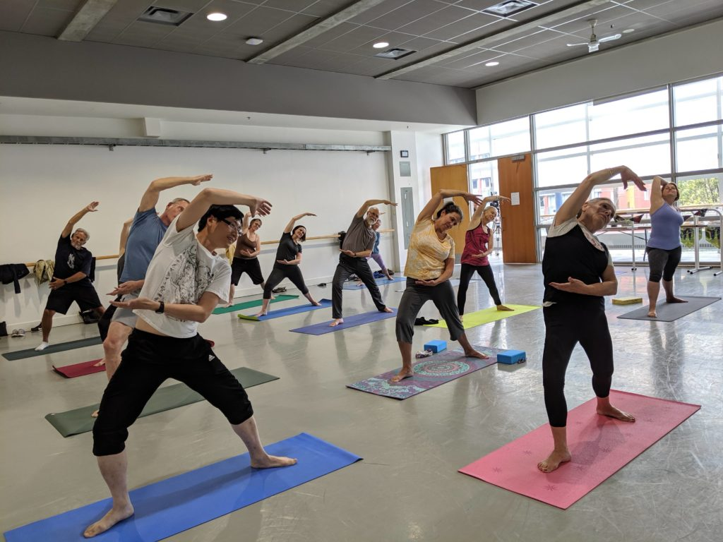 Yoga For Homes Fundraiser 2019